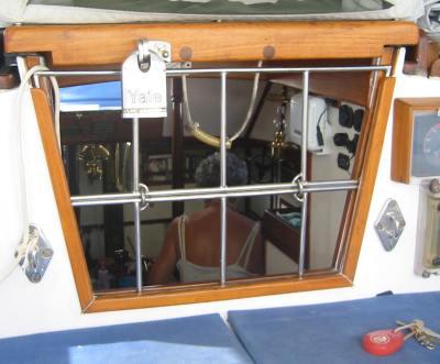 Dangers of sailing in the Caribbean.